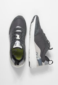 Pepe Jeans - No.22 SUSTAINABLE SNEAKER - Sneaker low - anthrazit - 2