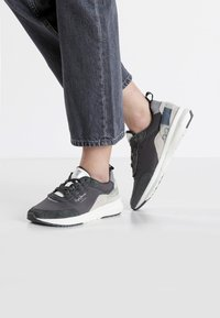 Pepe Jeans - No.22 SUSTAINABLE SNEAKER - Sneaker low - anthrazit - 0