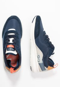 Pepe Jeans - No.22 SUSTAINABLE SNEAKER - Trainers - navy - 3