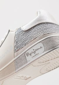 Pepe Jeans - BROMPTON SEQUINS - Trainers - silver - 2