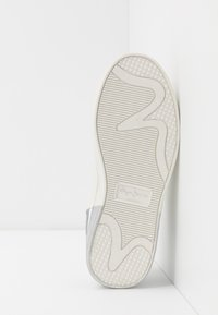 Pepe Jeans - BROMPTON SEQUINS - Trainers - silver - 6