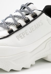 Pepe Jeans - ECCLES FAST - Sneakersy niskie - white - 2