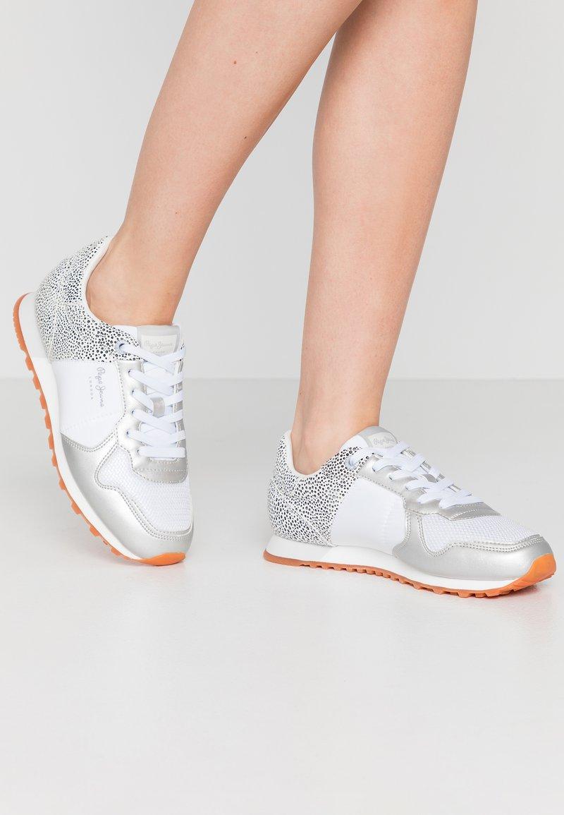 Pepe Jeans - VERONA - Zapatillas - white
