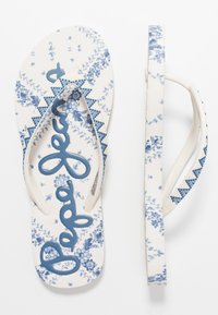 Pepe Jeans - RAKE ELLE - Badesko - blue - 3