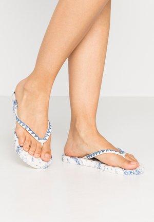 RAKE ELLE - Pool shoes - blue