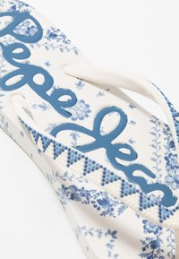 Pepe Jeans - RAKE ELLE - Badesko - blue - 2