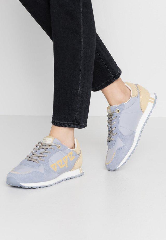 VERONA LOGO - Sneakers - azzurro