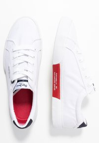 Pepe Jeans - KENTON BASIC WOMAN - Sneakers basse - white - 3