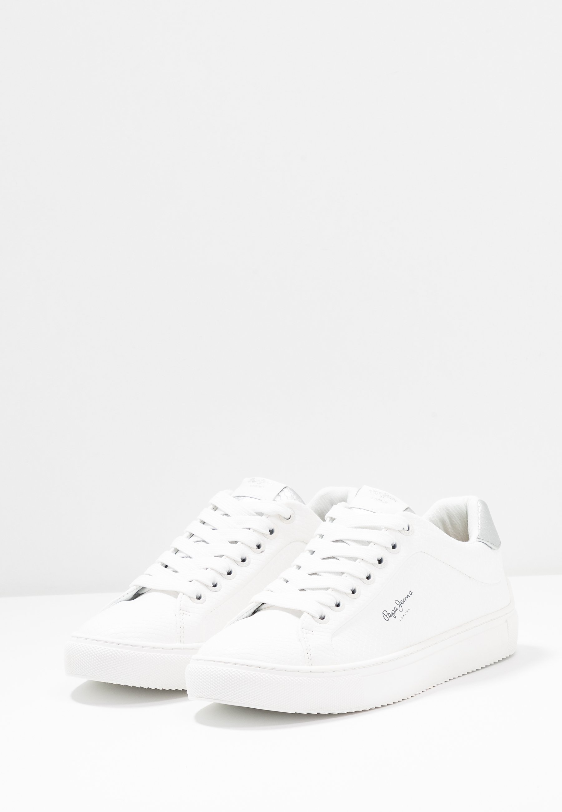 Pepe Jeans ADAMS LAMU - Sneakers basse - white