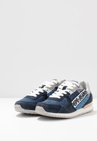 Pepe Jeans - TINKER TAPE WOMAN - Zapatillas - dark denim - 4