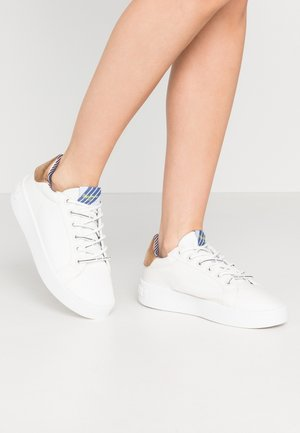 BRIXTON FUN - Trainers - white