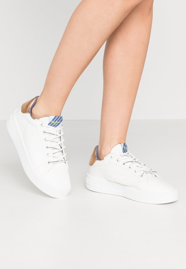 BRIXTON FUN - Zapatillas - white