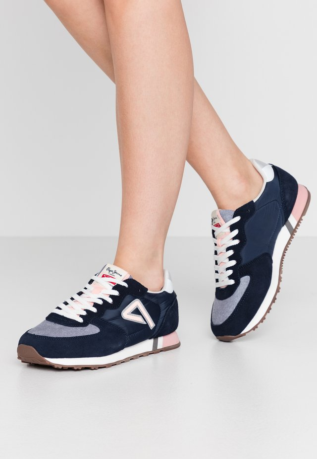 KLEIN ARCHIVE SUMMER  - Sneakersy niskie - navy