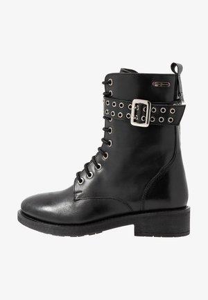 MADDOX BASS - Cowboystøvletter - black