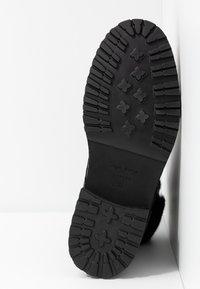 Pepe Jeans - MELTING RUSS - Bottines à lacets - black - 6