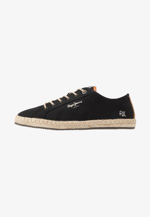 TOURIST  - Espadrillot - black
