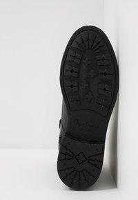 Pepe Jeans - TOM CUT BOOT - Šněrovací kotníkové boty - factory black - 4