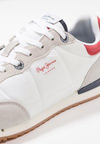 Pepe Jeans - TINKER BASIC - Sneaker low - factory white - 5