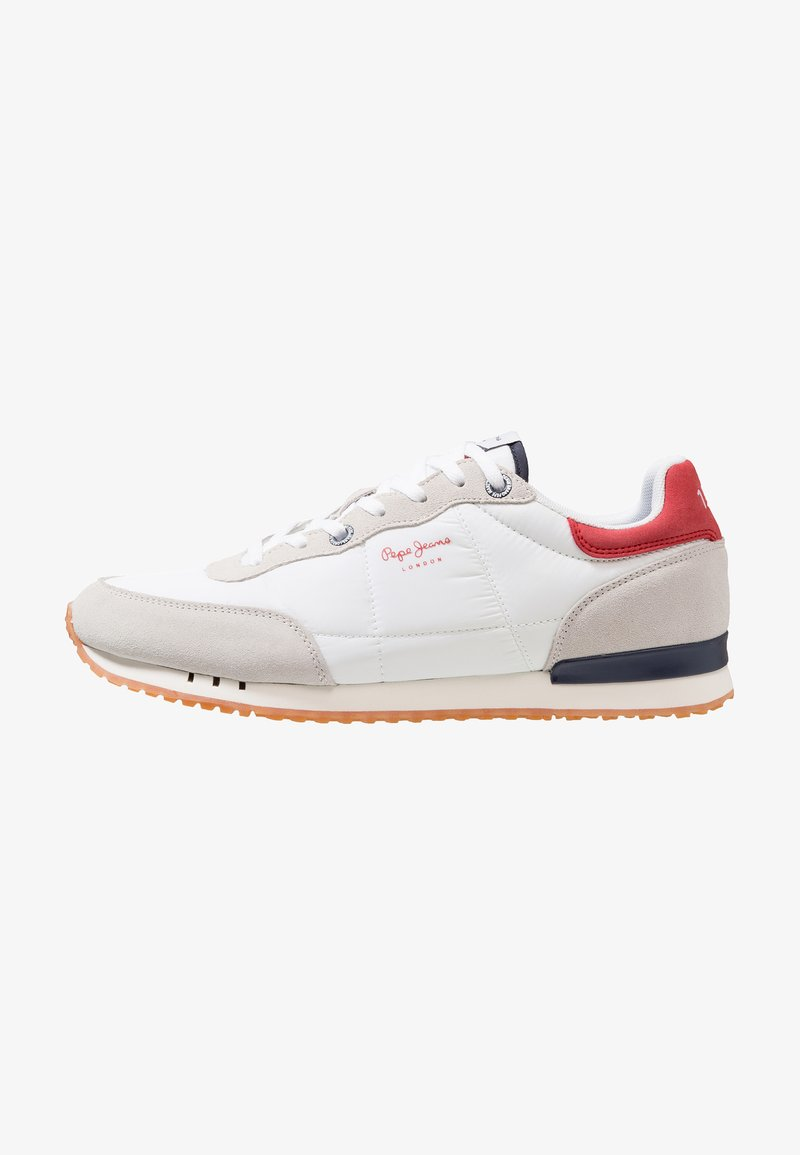 Pepe Jeans - TINKER BASIC - Sneaker low - factory white