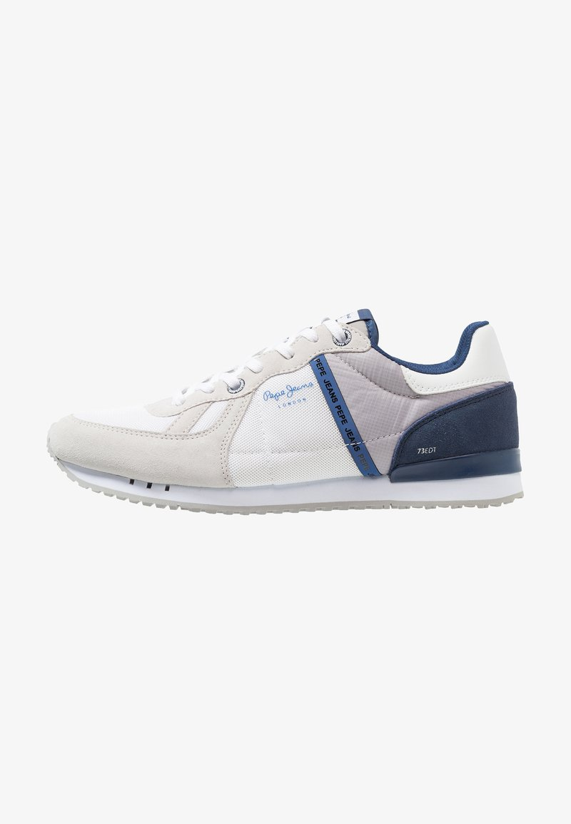 Pepe Jeans - TINKER SEAL - Sneaker low - white
