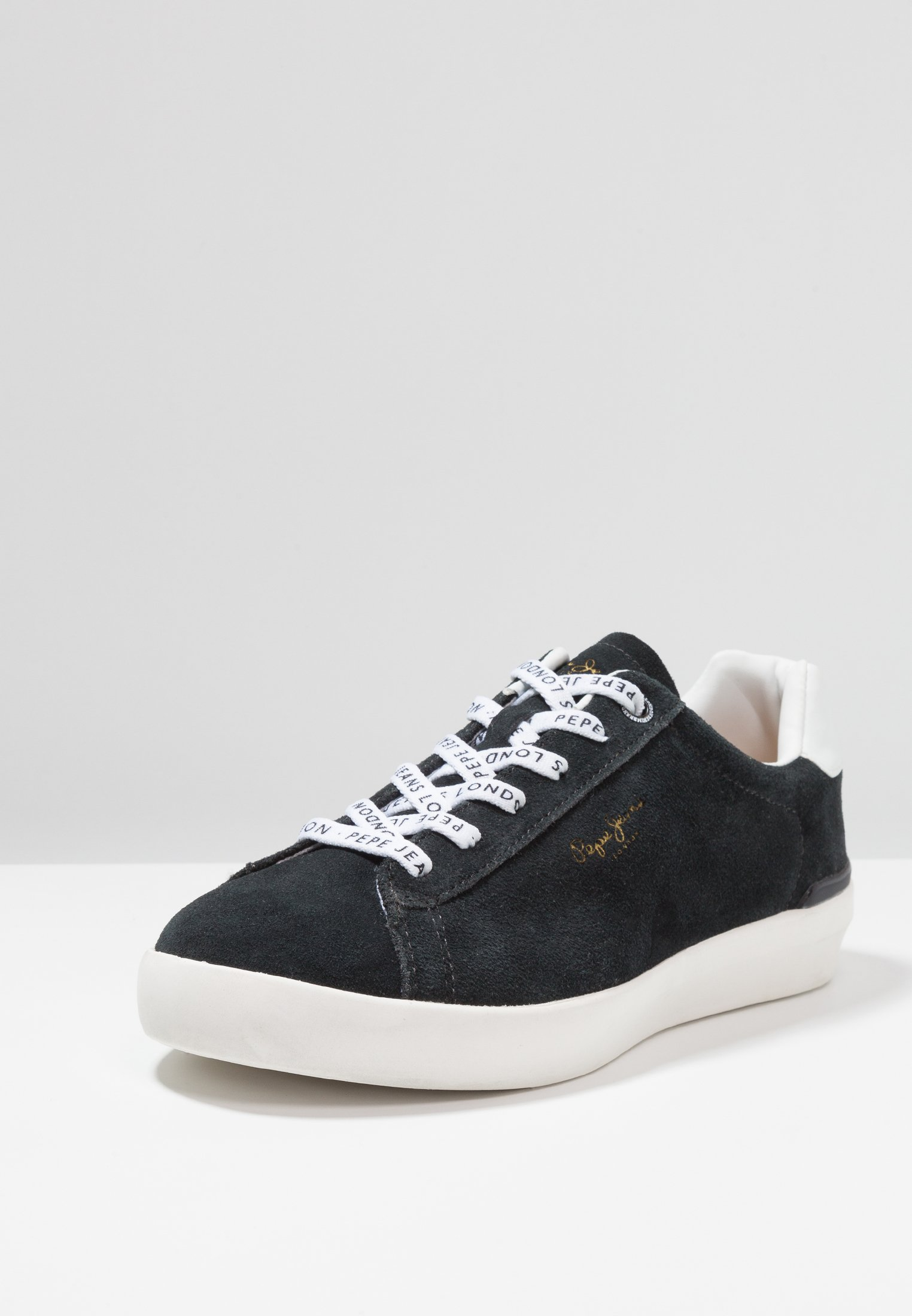 Pepe Jeans ROLAND - Baskets basses anthracite
