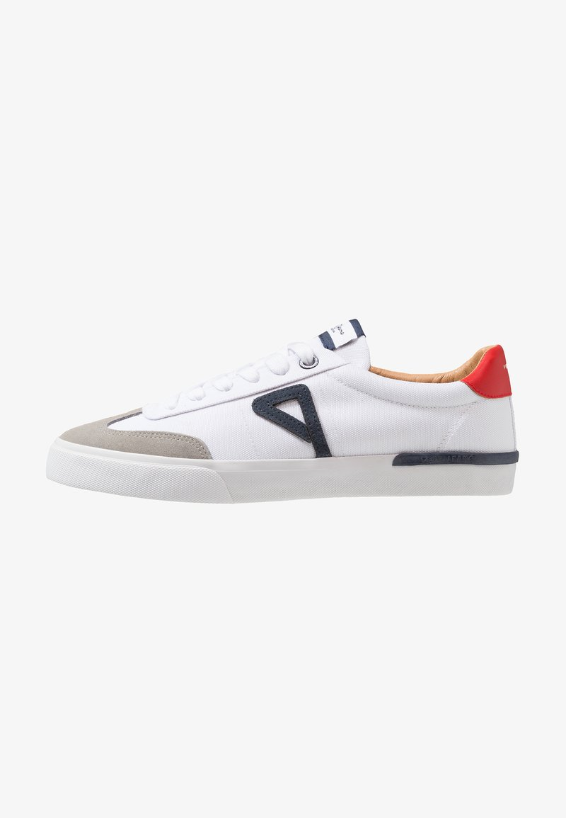 Pepe Jeans - NORTH ARCHIVE - Trainers - white
