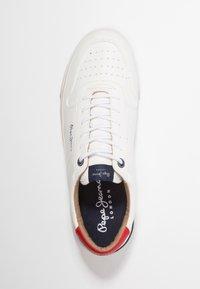 Pepe Jeans - TRAVELLER - Zapatillas - white - 1
