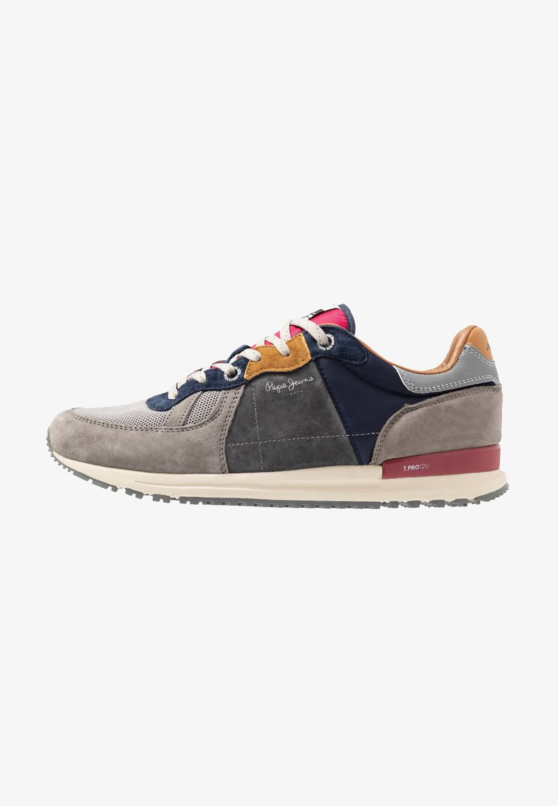 Pepe Jeans - TINKER PRO 19 WOODLAND - Trainers - grey