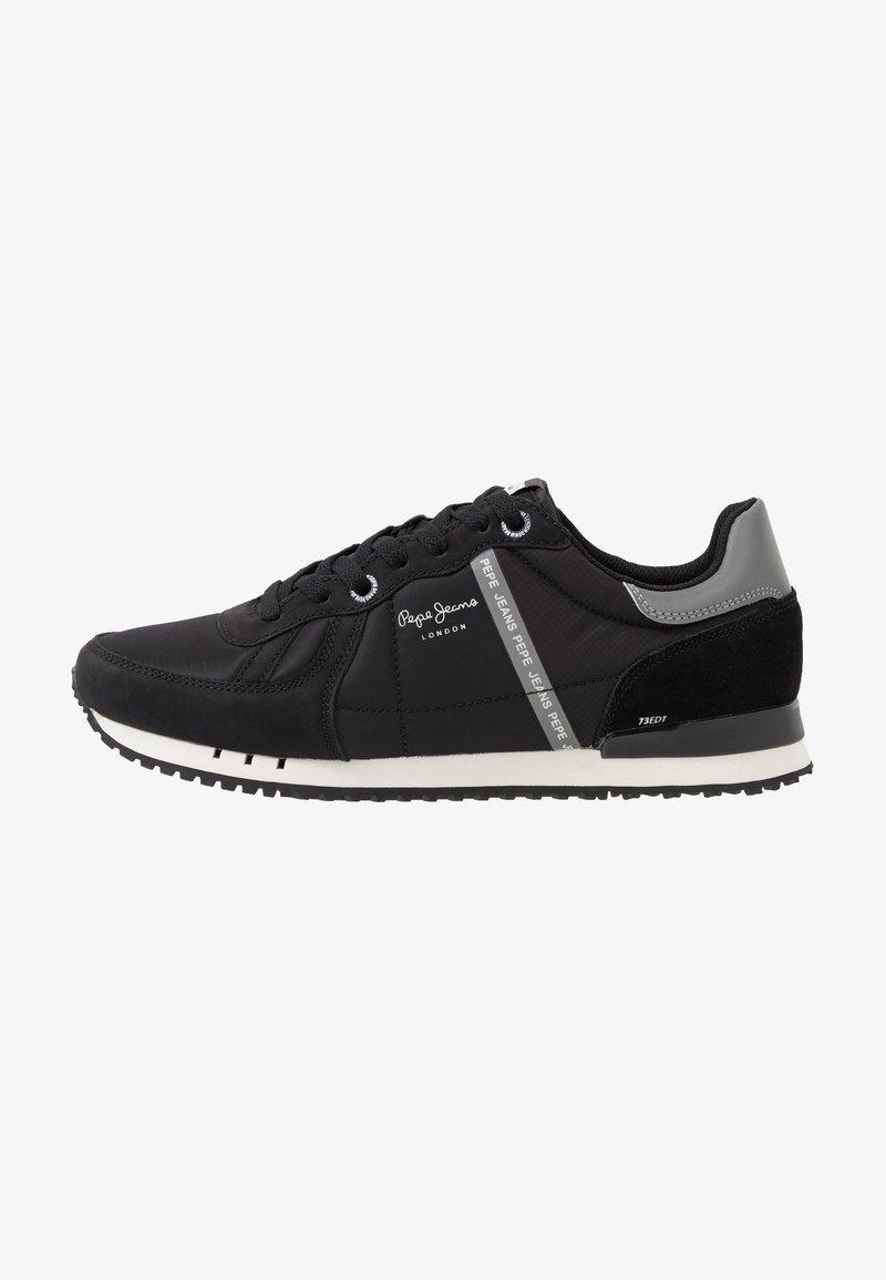 Pepe Jeans - TINKER - Sneakers - black