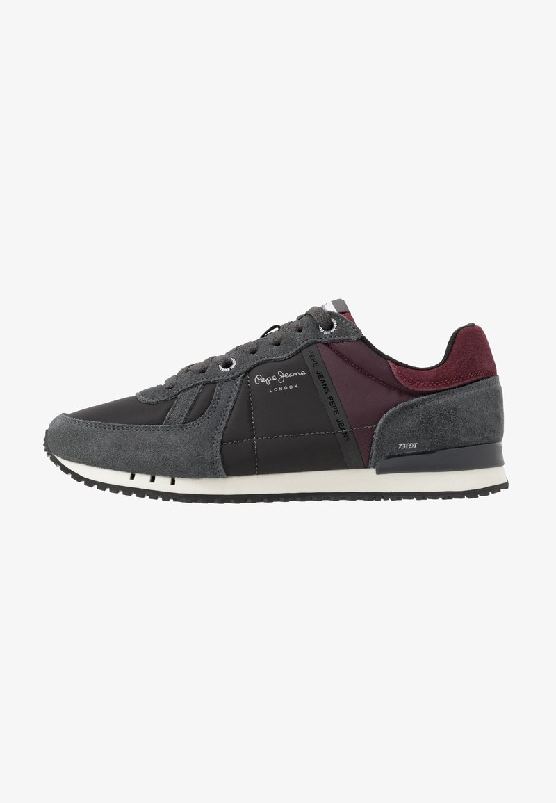 Pepe Jeans - TINKER HALF - Trainers - anthracite