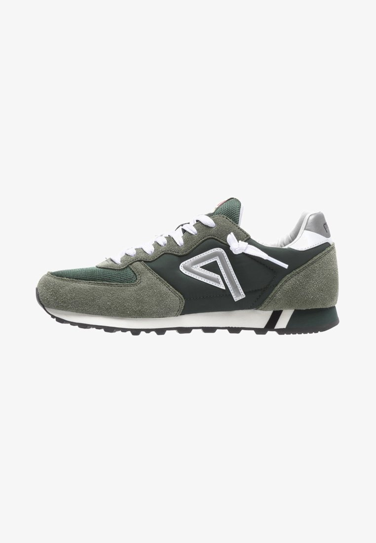 Pepe Jeans - KLEIN ARCHIVE WASHED - Sneaker low - green