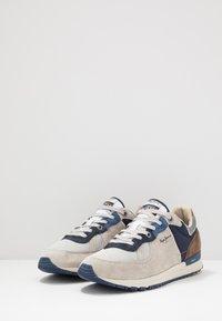 Pepe Jeans - TINKER PRO SUMMERLAND - Sneakersy niskie - grey - 2