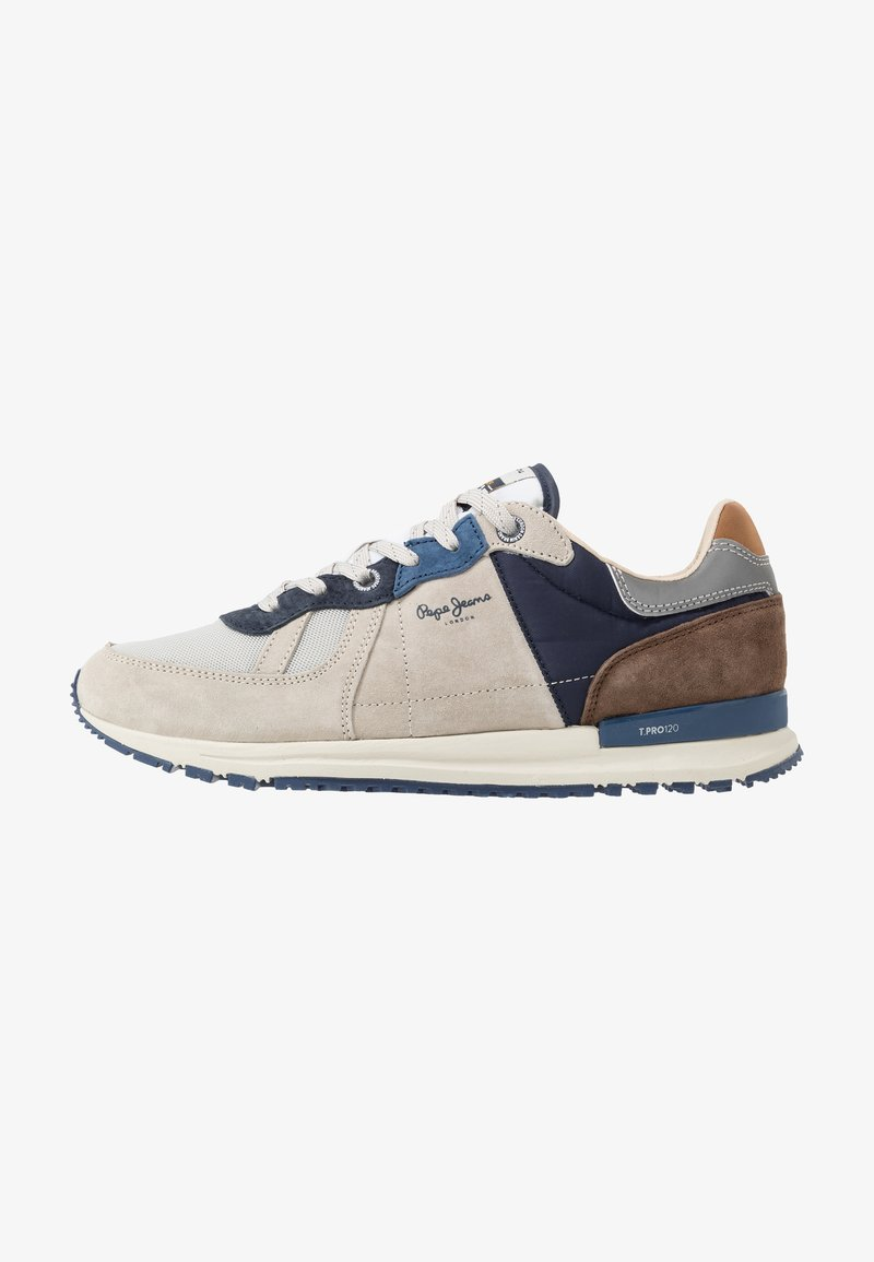 Pepe Jeans - TINKER PRO SUMMERLAND - Sneakersy niskie - grey