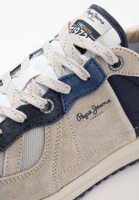 Pepe Jeans - TINKER PRO SUMMERLAND - Sneakersy niskie - grey - 5