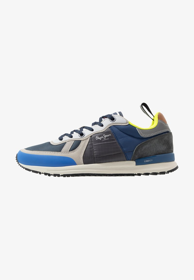 Pepe Jeans - TINKER PRO  - Baskets basses - bright blue