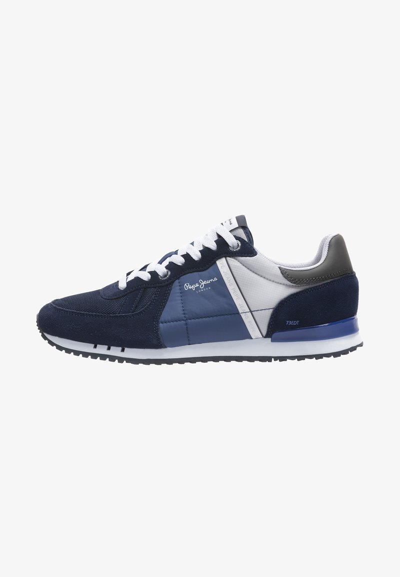 Pepe Jeans - TINKER - Zapatillas - navy blue
