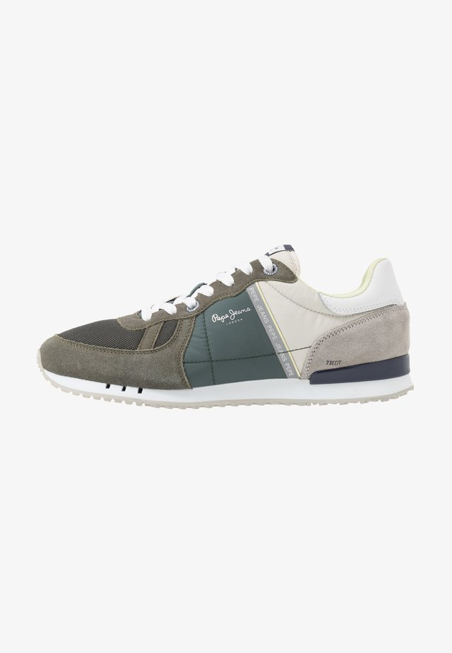 TINKER - Zapatillas - khaki/green