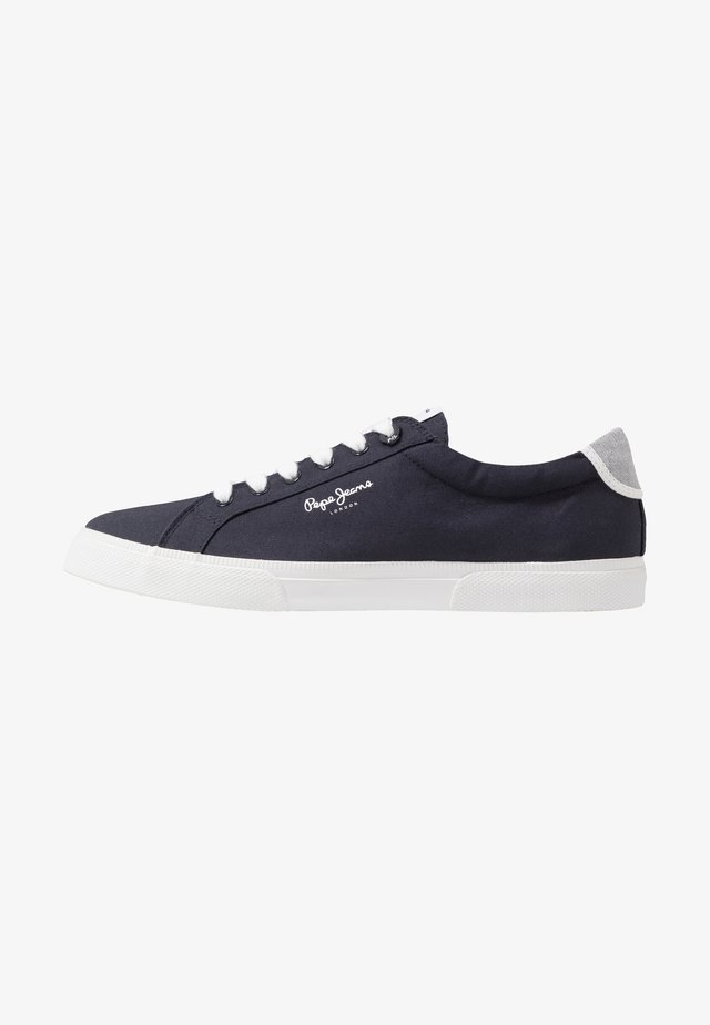 KENTON BASIC MAN - Sneaker low - navy