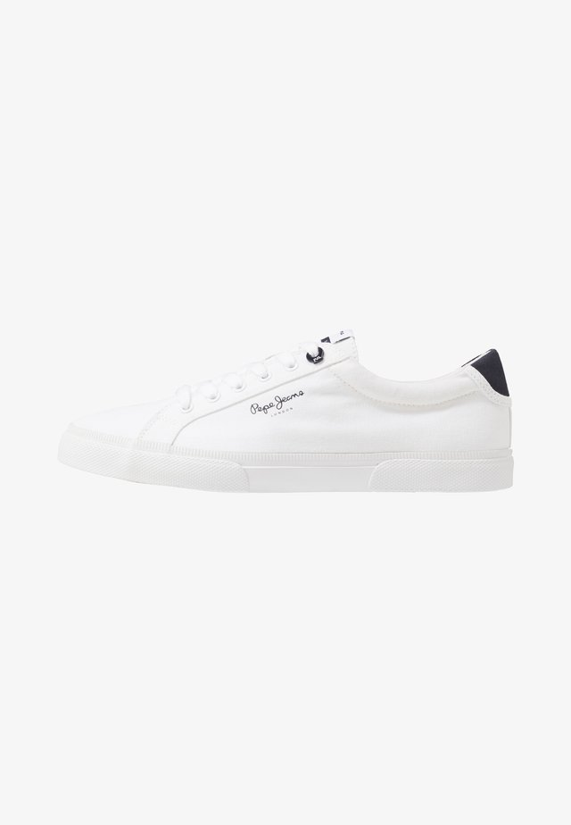 KENTON BASIC  - Sneakersy niskie - white