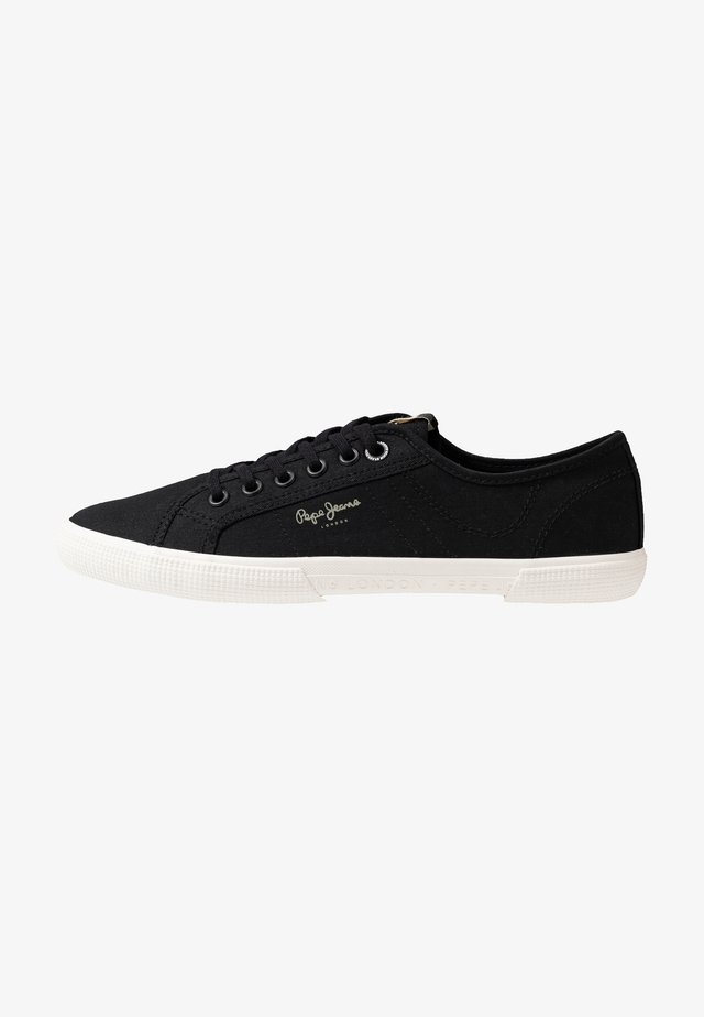 ABERMAN SMART - Sneakers laag - black