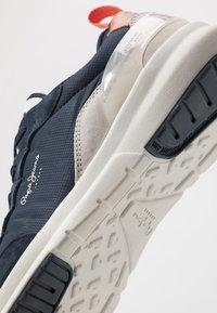 Pepe Jeans - N22 SUMMER - Sneakersy niskie - navy - 5