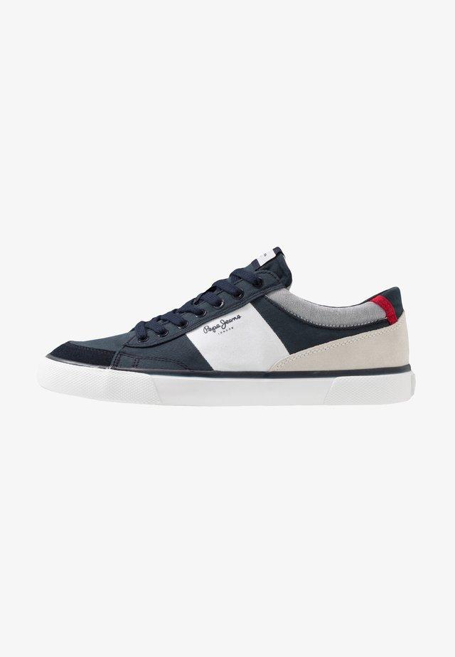 KENTON SPORT - Sneakersy niskie - navy