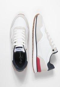 Pepe Jeans - CROSS 4 BASIC - Zapatillas - white - 1