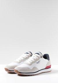 Pepe Jeans - CROSS 4 BASIC - Zapatillas - white - 2