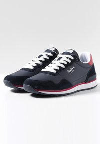 Pepe Jeans - CROSS 4 BASIC - Sneakersy niskie - dark blue - 2