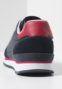 Pepe Jeans - CROSS 4 BASIC - Sneakersy niskie - dark blue - 3