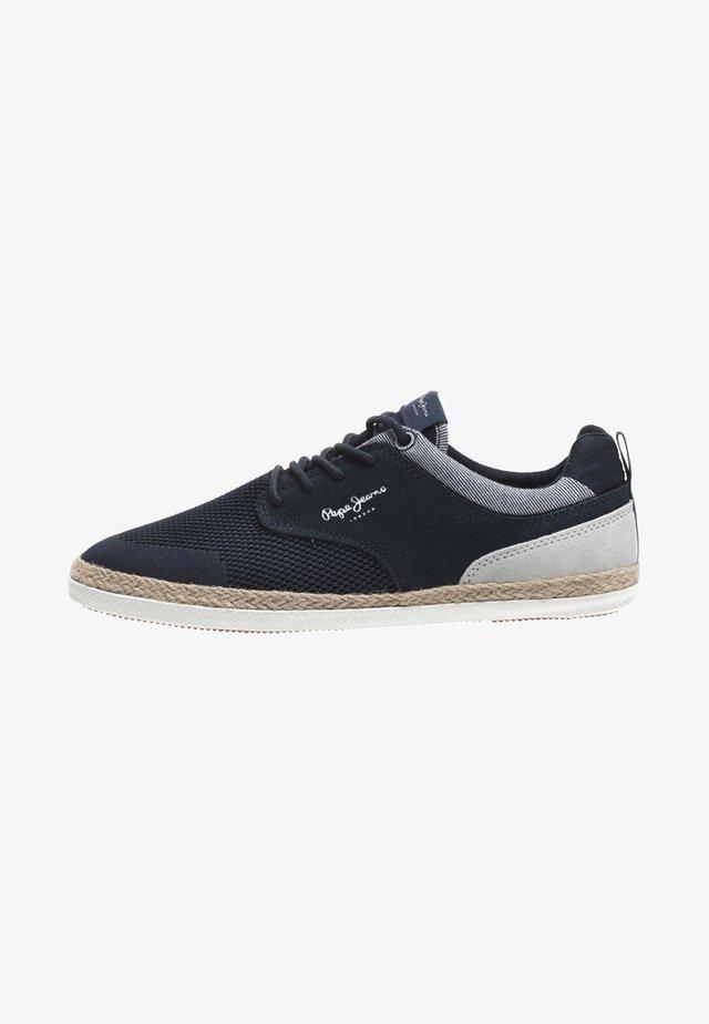 MAUI - Sneakersy niskie - navy blue