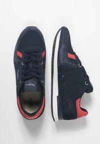 Pepe Jeans - Sneakersy niskie - navy blue - 1