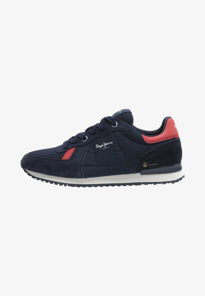 Pepe Jeans - Sneakersy niskie - navy blue