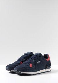 Pepe Jeans - Sneakersy niskie - navy blue - 2